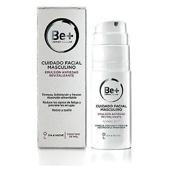 Be + Be + Men Revitalizing Emulsion 50 ml (Cosmetics , Facial , Creams with treatment)