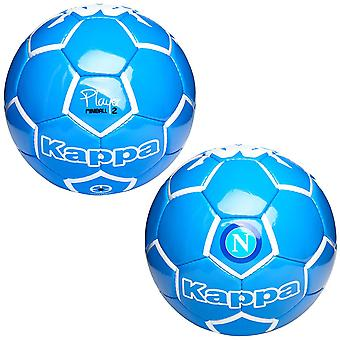 2016-2017 Napoli Kappa Mini Football (Blue)