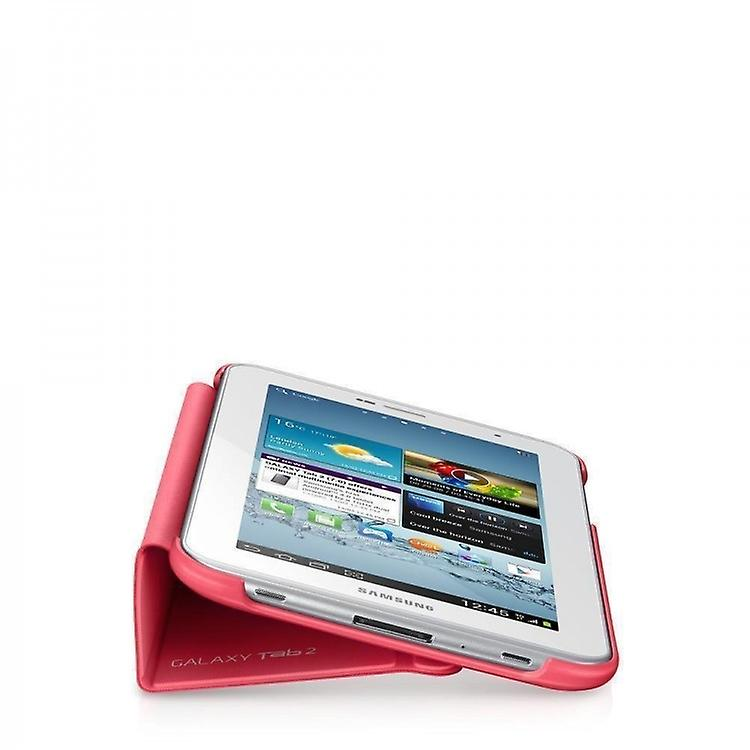 Samsung EFC-1G5SPE book Flip case Pink for Samsung Galaxy tab 2 7.0