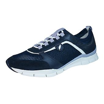 Geox D Sukie B Womens Trainer / Schuhe - Marineblau