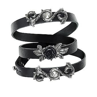 Alchemy Gothic Rose Of Perfection Wrist Wrap