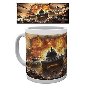 World Of Tanks Roll Out Mug