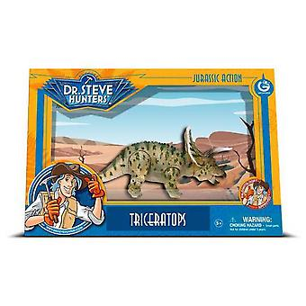 Geoworld Jurassic Action - Triceratops Medium
