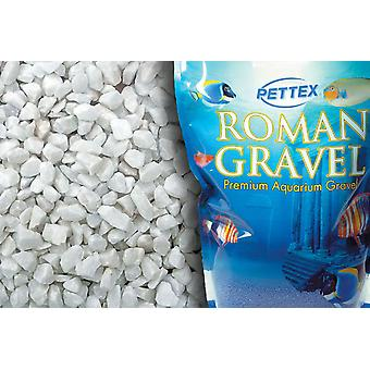 Roman Gravel Natural Alpine White 8kg