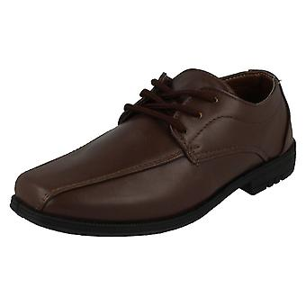 Boys JCDees Brogue Style Formal/School Shoes N1111