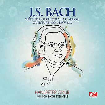 J.S. Bach - Suite per Orchestra in importazione USA C Major [CD]