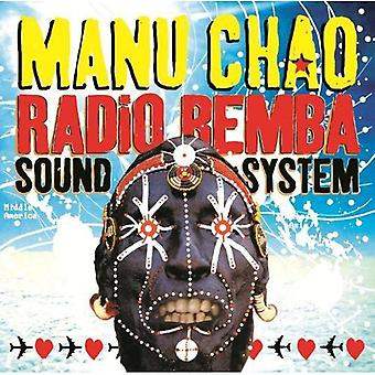 Manu Chao - Radio Bemba Sound System [CD] USA import