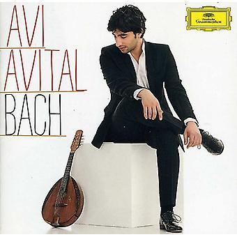 Avi Avital - Bach [CD] USA import