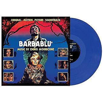 Ennio Morricone - Morricone Ennio-Barbablu: Oprindelige så [Vinyl] USA import