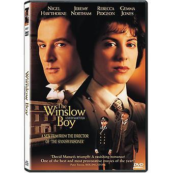 Winslow Boy [DVD] USA import