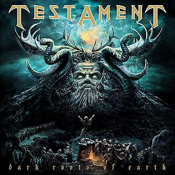 Testament - Dark Roots of Earth [CD] USA import