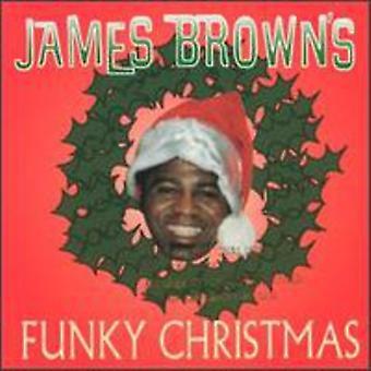 James Brown - importación de Estados Unidos Funky Navidad [CD]