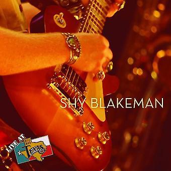 Genert Blakeman - Live på Billy Bob's [CD] USA importerer