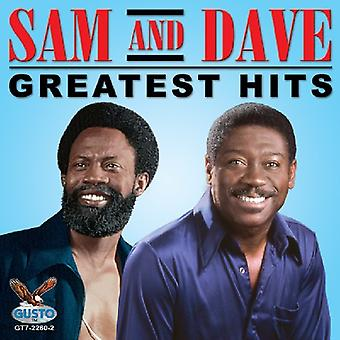 Sam & Dave - Greatest Hits CD] USA import