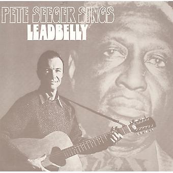 Pete Seeger - Pete Seeger Sings Lead Belly [CD] USA import