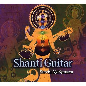 Stevin McNamara - Shanti Guitar [CD] USA import