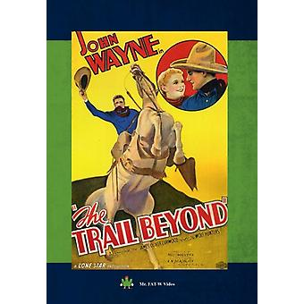 Trail buiten [DVD] USA import