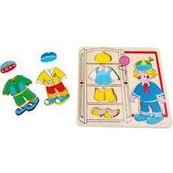 Legler Puzzle to wear  Chico  (Toys , Preschool , Puzzles And Blocs)