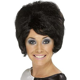 Smiffys 60S Beehive Wig Black Short (Costumes)