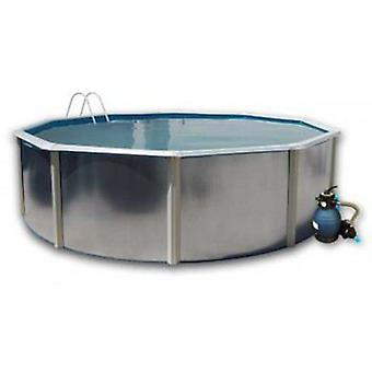 Toi sølv oval stive pool serie (haven, Swimming pools, Swimming pools)