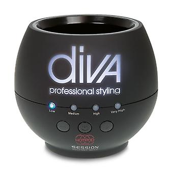 Diva Session Instant Hot Pod Heated Roller System