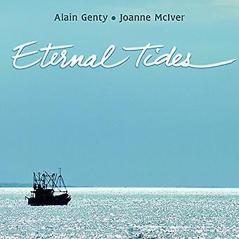 Nellis, Alain / McIver, Joanne - evige tidevand [CD] USA import