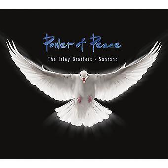 Isley Brothers / Santana - macht van vrede [CD] USA import