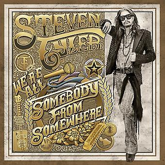 Steven Tyler - vi er alle nogen fra et sted [CD] USA import