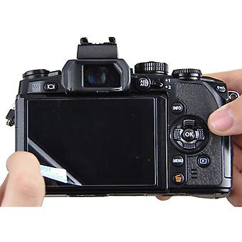 JJC GSP-D3300 Optical Glass LCD Screen Protector for Nikon D3300, D3200