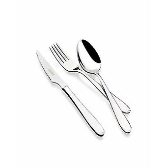 Monix London September 24 pieces stainless steel cutlery
