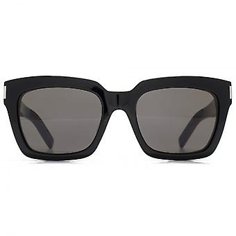 Saint Laurent Bold 1 Sonnenbrille in Schwarz
