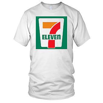 Thailand 7 Eleven 7/11 Classic Design Mens T Shirt