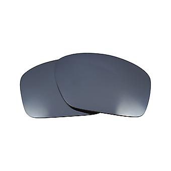 Replacement Lenses Compatible with OAKLEY Scalpel Polarized Silver Mirror