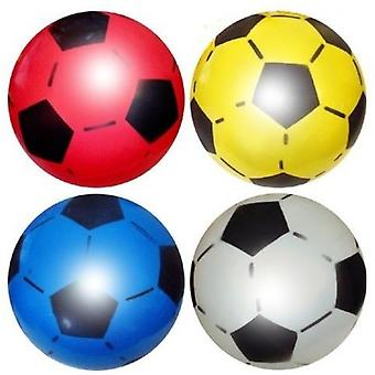50 Uninflated Plastic Footballs 22.5cm
