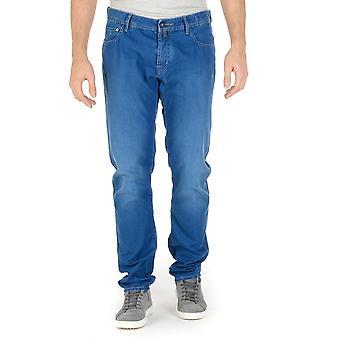 Jacob Cohen Herre Jeans J688 blå