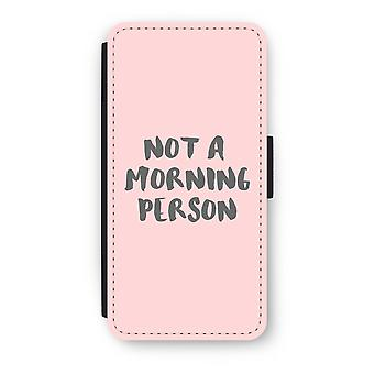 iPhone 6/6S Plus Flip Case - Morning person