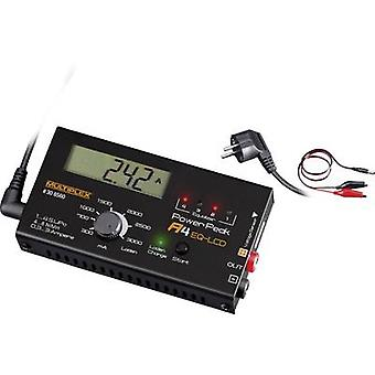 Scale model battery charger 12 V 3 A Power Peak A4 EQ-LCD