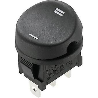 Toggle switch 250 V AC 10 A 1 x On/On SCI R13-211C