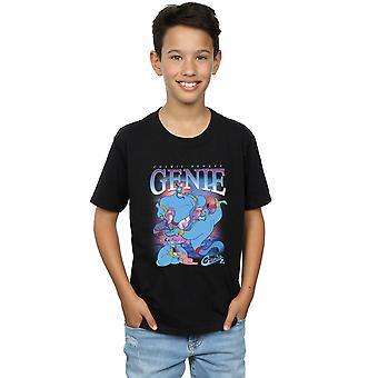 Disney Boys Aladdin Genie Montage T-Shirt
