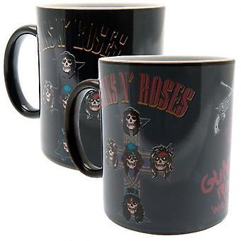 Guns N Roses Heat Changing Mug