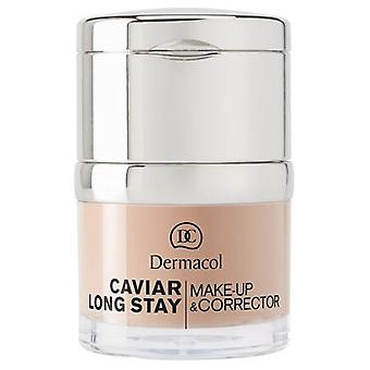 Dermacol  Caviar Long Stay Make-up & corrector n1