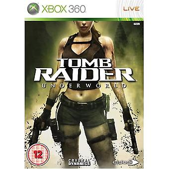 Tomb Raider Underworld (Xbox 360)