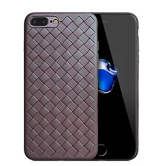 Woven shell for iPhone 8 Plus