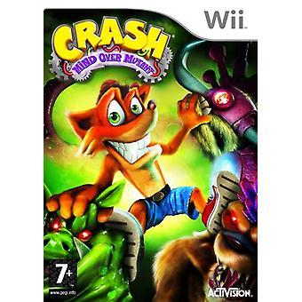 Crash Bandicoot Mind Over Mutant (Wii)