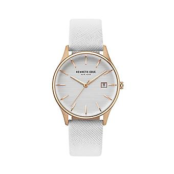 Kenneth Cole New York women's watch wristwatch leather KC15109002