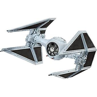 Revell 03603 Star Wars Tie Interceptor Sci-Fi spacecraft assembly kit