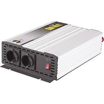 e-ast HighPowerSinus HPLS 1500-12 omvormer 1500 W 12 Vdc - 230 V AC