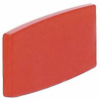 Etiqueta en blanco BACO rojo BALIA1 1 PC