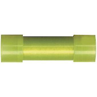 Vogt Verbindungstechnik 3737P Butt joint 4 mm² 6 mm² Insulated Yellow 1 pc(s)