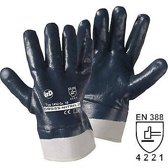 Nitrile butadiene rubber Protective glove Size (gloves): 10, XL EN 388